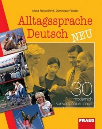 Alltagssprache Deutsch Neu - učebnice