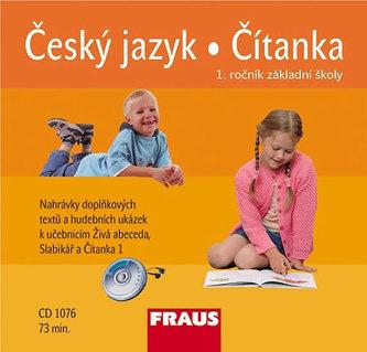 Český jazyk/Čítanka 1 pro ZŠ - CD /1ks/