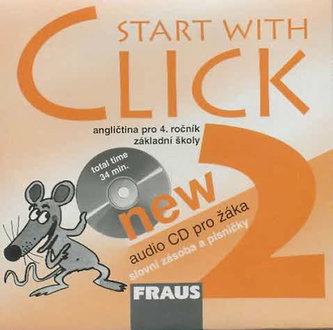 Start with Click New 2 - CD pro žáka /1ks/