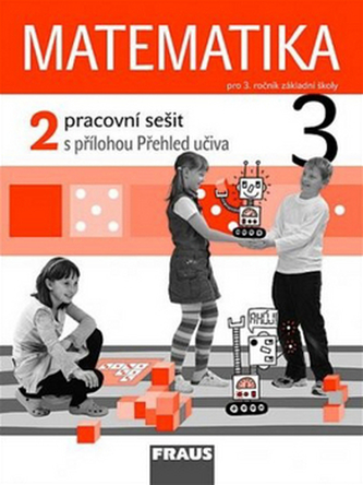 Matematika 3/2 pro ZŠ - pracovní sešit