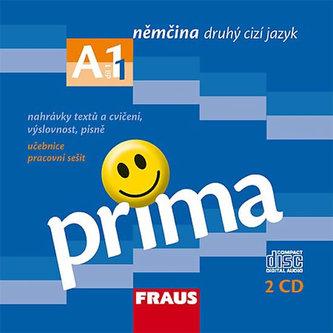 Prima A1/díl 1 - CD k učebnice /2ks/