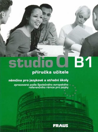 studio d B1 - příručka učitele