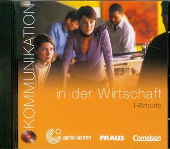 Kommunikation in der Wirtschaft - CD