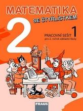 Matematika se Čtyřlístkem 2/1 pro ZŠ - pracovní sešit