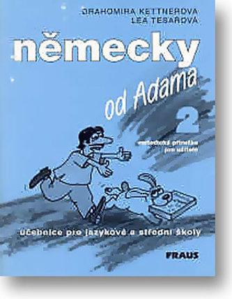 Německy od Adama 2 metodická příručka