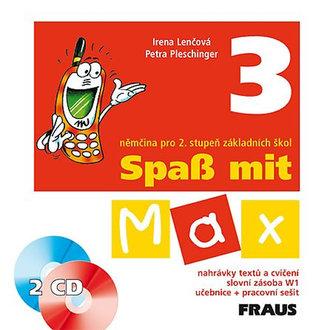 Spaß mit Max 3 - CD /2ks/
