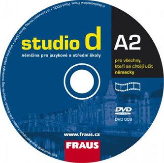 studio d A2 - DVD