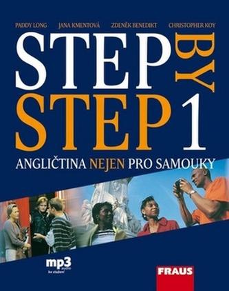 Step by Step 1 - učebnice + mp3 ke stažení zdarma /3. vyd./