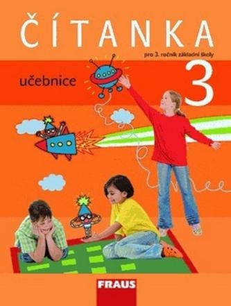Čítanka 3 pro ZŠ - učebnice