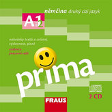 Prima A1/díl 2 - CD k učebnice /2ks/