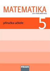 Matematika 5 pro ZŠ - příručka učitele