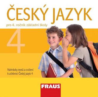 Český jazyk 4 pro ZŠ - CD