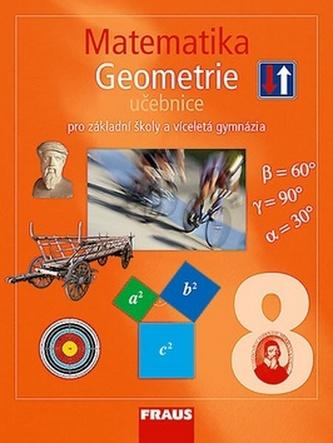 Matematika 8 pro ZŠ a víceletá gymnázia - Geometrie učebnice