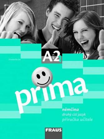 Prima A2/díl 3 - příručka učitele