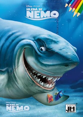 Hledá se Nemo Omalovánka A5+
