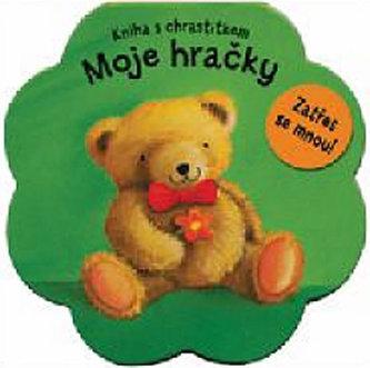 Moje hračky - Kniha s chrastítkem
