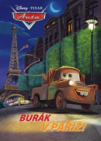 Auta - Burák v Paříži