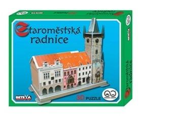 Staroměstská radnice - 3D puzzle