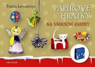 Papírové hrátky na vánoční svátky