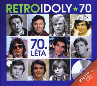 Retro Idoly 70. léta - CD+kniha