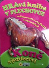 Koně a jezdectví - Hravá kniha v plechovce