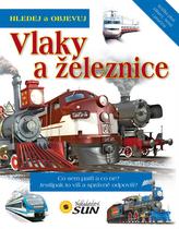 Vlaky a železnice - Hledej a objevuj