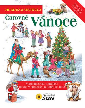 Čarovné Vánocev - Hledej a objevuj