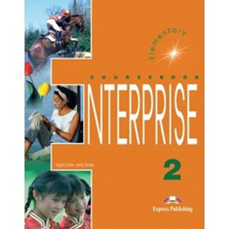 Enterprise 2 Elementary - Student´s Book
