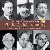 Klasici české literatury - 10 CD