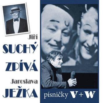 Suchý zpívá Ježka CD - Jiří Suchý
