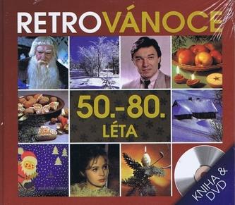 Retro Vánoce 50.-80. léta - DVD+kniha