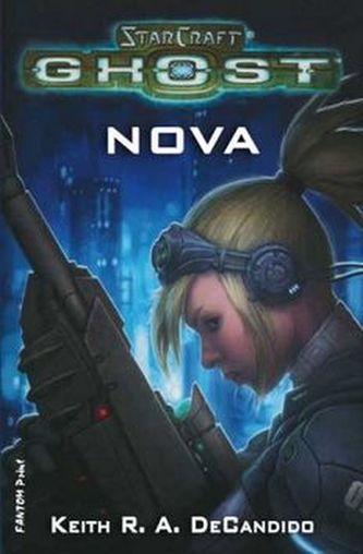 StarCraft - Ghost 1 - Nova