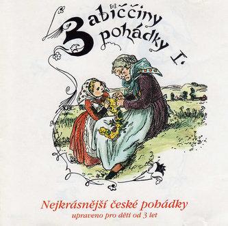 Babiččiny pohádky I. CD