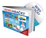 Retro hračky - DVD+kniha