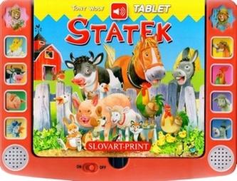 Tablet - Statek - zvuková kniha