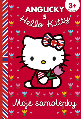 Moje samolepky 3+ (angličtina s Hello Kitty)