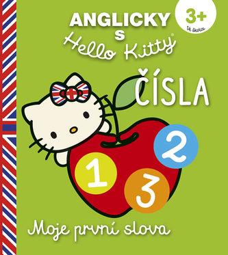Hello Kitty - Čísla - leporelo  (angličtina s Hello Kitty)