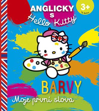 Hello Kitty - Barvy - leporelo (angličtina s  Hello Kitty)