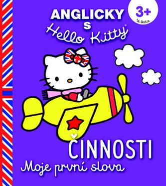 Hello Kitty - Činnosti - leporelo (angličtina s Hello Kitty)