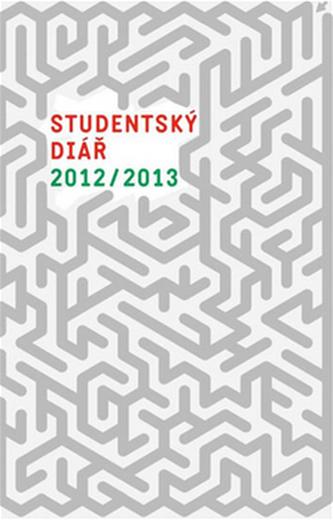 Studentský diář 2012/13