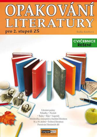 Opakování literatury pro 2. st. ZŠ - Cvičebnice - Řešení