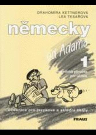 Německy od Adama 1 metodická příručka