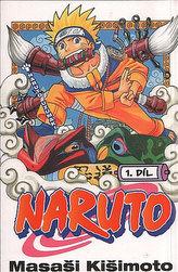 Naruto 1 - Naruto Uzumaki - 2. vydání
