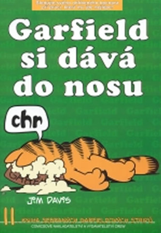 Garfield si dává do nosu (č.11) - 2. vydání