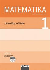Matematika 1 pro ZŠ - příručka učitele + CD
