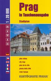 Prag in Taschenausgabe