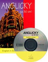 Anglicky za 30 dní + CD