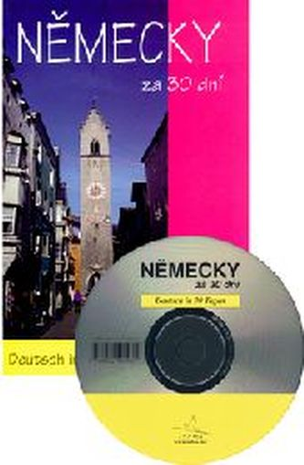 Německy za 30 dní + CD - Jaroslava Koubková
