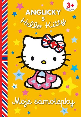 Hello Kitty. Aktivity book se samolepkami II. 3+