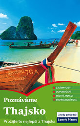 Poznáváme Thajsko - Lonely Planet